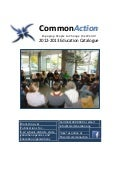CommonAction Education Catalog