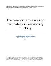Congressional Brief: Case for zero ...