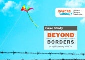 Xpress Money- #beyondborders Campaign casestudy