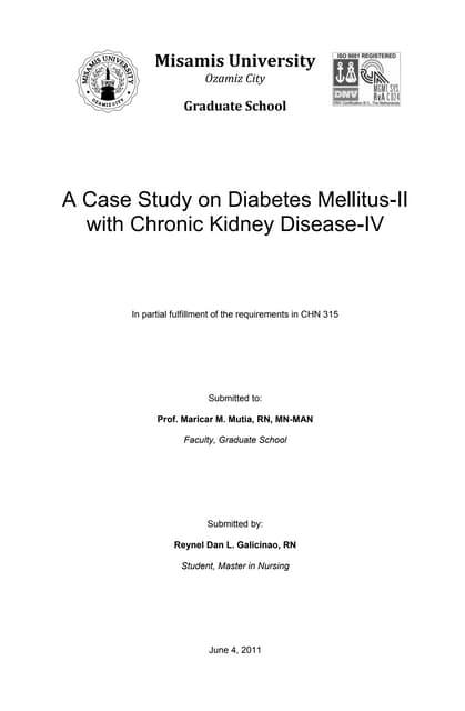 Gestational Diabetes Mellitus Case Study Nursing Crib Sample case study nursing care plan