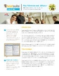 HootSuite Case Study - Play Television (Japanese)
