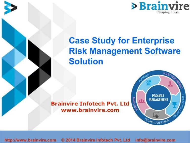 Case study risk management construction