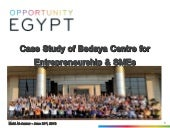 Case study of bedaya centre for ent...