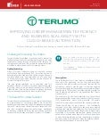 Terumo: Improving Order Management Efficiency with Cloud-Based Automation