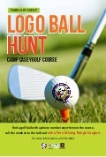 Casey Golf  Logo Ball Hunt