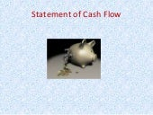 Cash flow, working capital and divi...