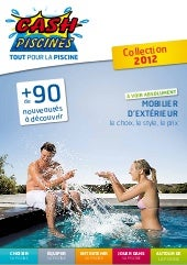 Cash Piscines Catalogue 2012 • Entr...