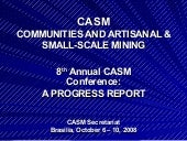 Casm  Annual Progress Report 8acc B...