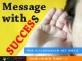 CAT005: Message With Success