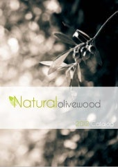 Naturalolivewood 2012 Catalogue