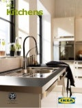 โบรชัวร์ Catalog ikea thailand - kitchen 2012