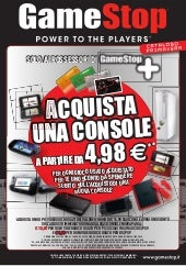 Catalogo GameStop Primavera 2013