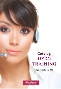 Catalog TRAINING OPEN Semestrul 1  2012 Accelera