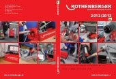 Catalogo rothenberger 2013
