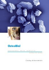 Catalog OsteoBiol - biomateriale pe...