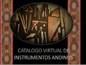 Catalogo Virtual De Instrumentos An...