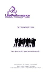 Catalogue Link Performance 2014 v2