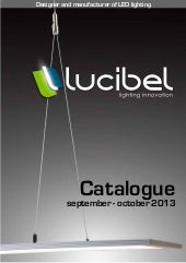 Lucibel Catalog ENG  oct2013