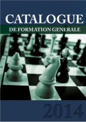 Catalogue General de formation GD&S
