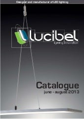 Lucibel Catalog - Summer 2013 - LED...