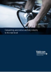 Catapulting Auto Ancillary Industry...