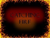 Catching Fire Alphabet Book PowerPoint