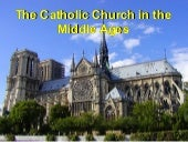 Catholic Church In Medieval Europe