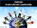 Catholic instructional leaders - K-12 Schools