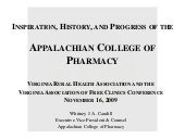 Appalachian College of Pharmacy