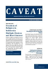Caveat - VOLUME 09/II, FEBRUARY 201...