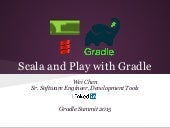Scala and Play with Gradle