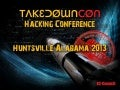 "TakeDownCon Rocket City: ""White Hat Anonymity"": Current challenges security researchers face preforming actionable OSINT by Christopher Barber"