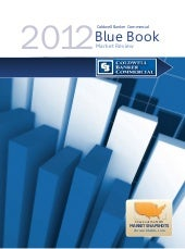 2012 CBC Market Review: Blue Book