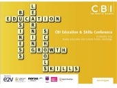 CBI East of England Education Confe...