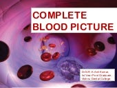 Cbp (3)complete blood picture