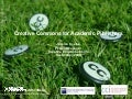 Creative Commons for Academic Publishers