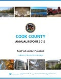 Cook County Annual Report 2013