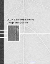 Ccdp cisco internetwork design stud...