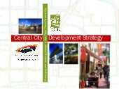 Central City Development Strategy 2008
