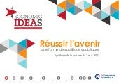 Actes des Economic Ideas 2013