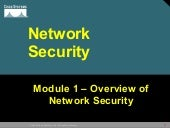Ccna+sec+ch01+ +overview+security