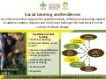Poster: Social Learning and Resilience