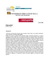 Caso Bibliografika - Universidad To...