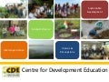 Center for Development Education - sustainable development with children, youth and communities