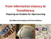 From Information Literacy to Transl...