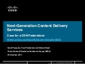 Next-Generation Content Delivery Se...