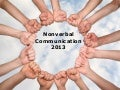 Non-Verbal Communication PowerPoint PPT Content Modern Sample