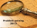 Problem Solving PowerPoint PPT Content Modern Sample