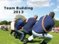 Team Building PowerPoint PPT Content Modern Sample