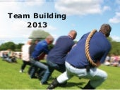 Team Building PowerPoint PPT Conten...